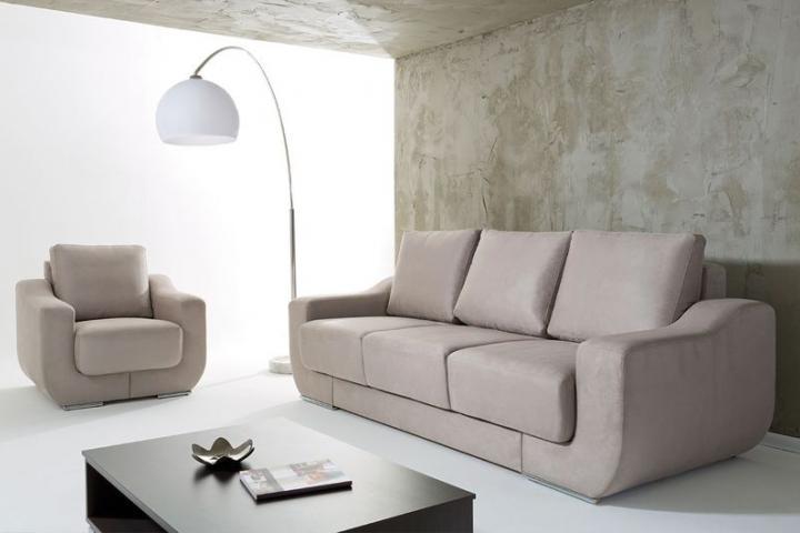 CHIANTI - Wygodna sofa do siedzienia oraz spania