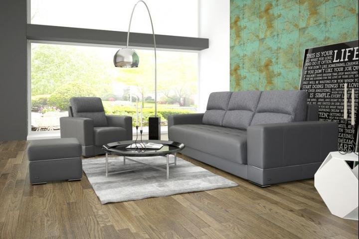 LIDO - sofa z funkcją spania i pojemnikiem