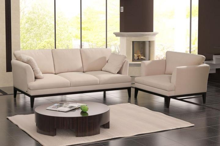SIERRA-Zestaw mebli wypoczynkowych w angielskim stylu